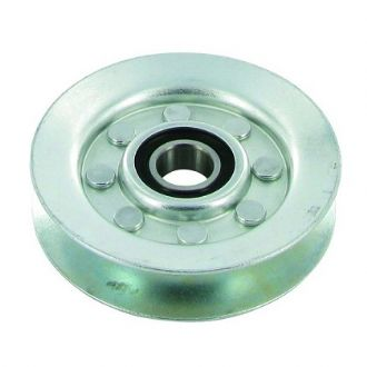 Castelgarden Drive Belt Pulley Idler - Fits All Models Up To Aug 2013 - 125601555/0 | Mower Parts